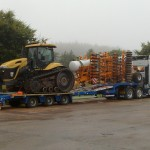 Machinery Transport