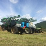 Agrii contract spraying services